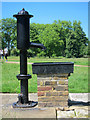 TQ2680 : Water Pump by Oast House Archive