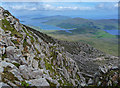 NG6023 : Coire Fearchair by John Allan