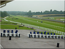 TQ3942 : Grandstand view by Richard Croft