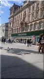 SJ3490 : Marks & Spencer store, Liverpool by Steven Haslington