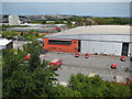 SX5053 : Royal Mail centre, Oreston by Philip Halling