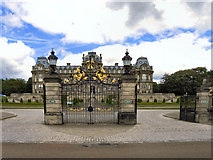 NZ0516 : The Bowes Museum, Newgate, Barnard Castle by David Dixon