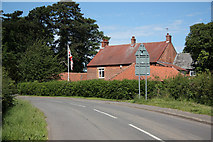 SK7564 : Ossington by Richard Croft