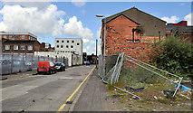 J3474 : Little Patrick Street, Belfast (2) by Albert Bridge