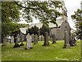 NY9913 : St Giles' Church, Bowes by David Dixon