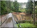NU0702 : Iron Bridge, Cragside by Peter Barr