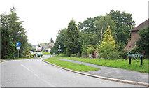 TQ5130 : Millbrook Road, Crowborough by John Salmon