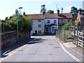 TM3863 : New Cut, Saxmundham by Adrian Cable