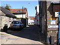 TM3863 : Back of Market Place, Saxmundham by Adrian Cable