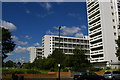 TQ3175 : The Loughborough Estate, looking west from Loughborough Road by Christopher Hilton
