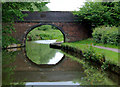 SJ9049 : Bridge No 15 south of Milton, Stoke-on-Trent by Roger  Kidd