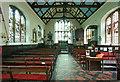 TQ5337 : St John the Evangelist, Groombridge - East end by John Salmon