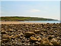 NX2551 : Craignarget Beach by Andy Farrington