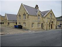 SE0924 : Former Drill Hall in Prescott Street #2 by John S Turner