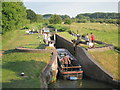 SP7258 : Wootton Lock - 3 by Oast House Archive
