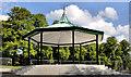 J2664 : Bandstand, Lisburn (3) by Albert Bridge