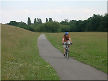 SE5853 : Cycle path towards York by JThomas