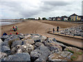 SS9746 : Sea Defences, Minehead, Somerset by Christine Matthews