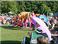 SK9306 : Event at the Four Winds Festival, Rutland Water (10) by Kate Jewell