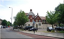 TQ2673 : The County Arms, Wandsworth by N Chadwick