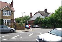 TQ2673 : Multon Rd off Magdalen Rd by N Chadwick