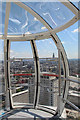 TQ3079 : Capsule, London Eye, London SE1 by Christine Matthews