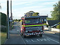 NX4252 : Dumfries and Galloway Fire and Rescue Service by Andy Farrington