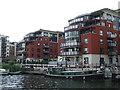 TQ1769 : Riverside apartments, Kingston by Malc McDonald