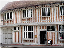 TL8422 : Paycocke's House, Coggeshall by nick macneill