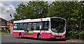 J3069 : Erinvale bus, Belfast (3) by Albert Bridge