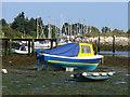 SU7505 : Low Tide at Emsworth by Colin Smith
