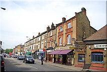 TQ2673 : Shops, Garratt Lane by N Chadwick