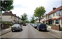 TQ2572 : Haslemere Avenue by N Chadwick