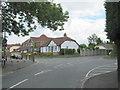 SO9774 : Braces Lane, Bromsgrove as it enters  the Lickey & Blackwell Parish by Roy Hughes