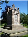 NT3266 : Dalkeith War Memorial, King's Park by kim traynor