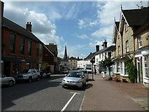 TQ3024 : High Street Cuckfield by Dave Spicer