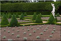 TQ1773 : Ham House: the Cherry Garden by Christopher Hilton