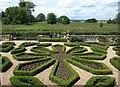 SP2556 : Parterre, Charlecote Park by Derek Harper
