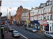 TQ2775 : St John's Hill, Clapham Junction by Stefan Czapski