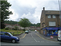 SE1537 : West Royd Avenue - Leeds Road by Betty Longbottom