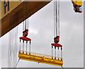 "J3575 : ""Goliath"", Belfast (5) by Albert Bridge"