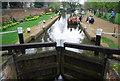 SU9949 : Millmead Lock, Wey Navigation by N Chadwick