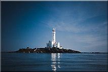 T2207 : Tuskar Rock Lighthouse by Tom Furlong
