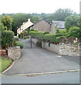 SO2615 : Grey Hall Cottage near Abergavenny by Jaggery