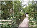 SJ9529 : Moat Bridge by Gordon Griffiths