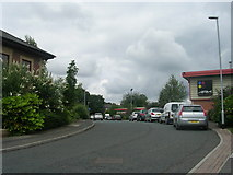 SE2534 : Town End Close - Stanningley Road by Betty Longbottom