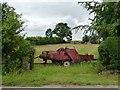 SE4715 : Blocked field entrance off Thorpe Lane by Christine Johnstone