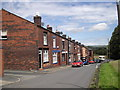 SD7405 : Clammerclough St, Farnworth by John Lord