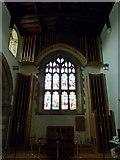 NZ0516 : St Mary's Parish Church, Barnard Castle. Organ by Alexander P Kapp