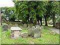 NZ0516 : St Mary's Parish Church, Barnard Castle. Graveyard by Alexander P Kapp